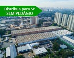 Aluguel de Galpões - Alugar Centro Logístico de Jaguaré
