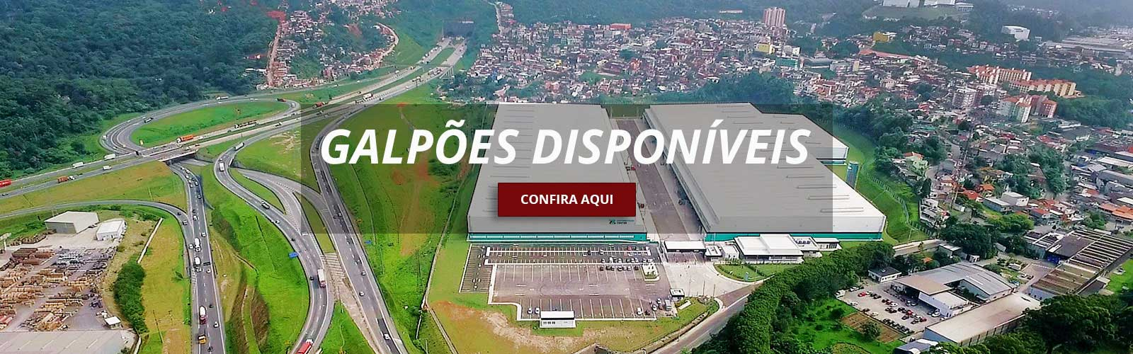 Galpões para alugar em São Paulo