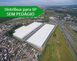 Aluguel de Galpões - Alugar Centro Logísitco Embu Rodoanel São Paulo